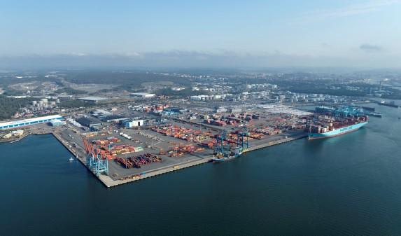 Port of Gothenburg 2