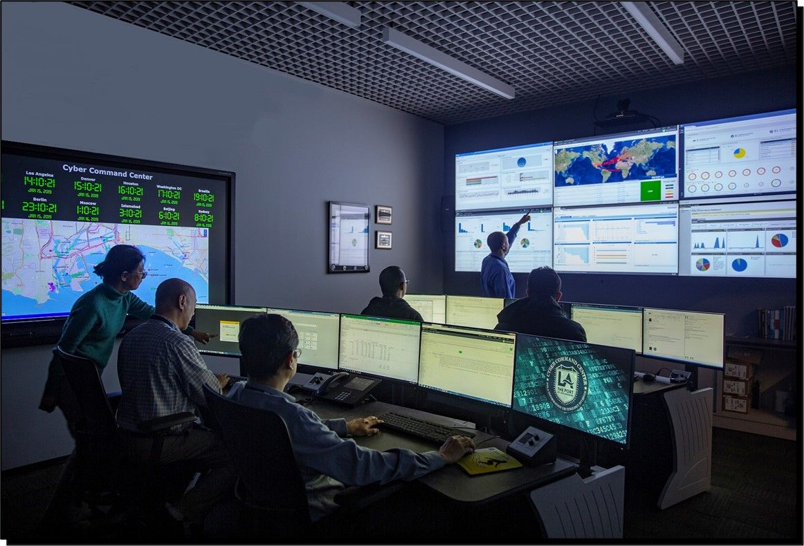 Los Angeles and IBM to build cyber resilience centre