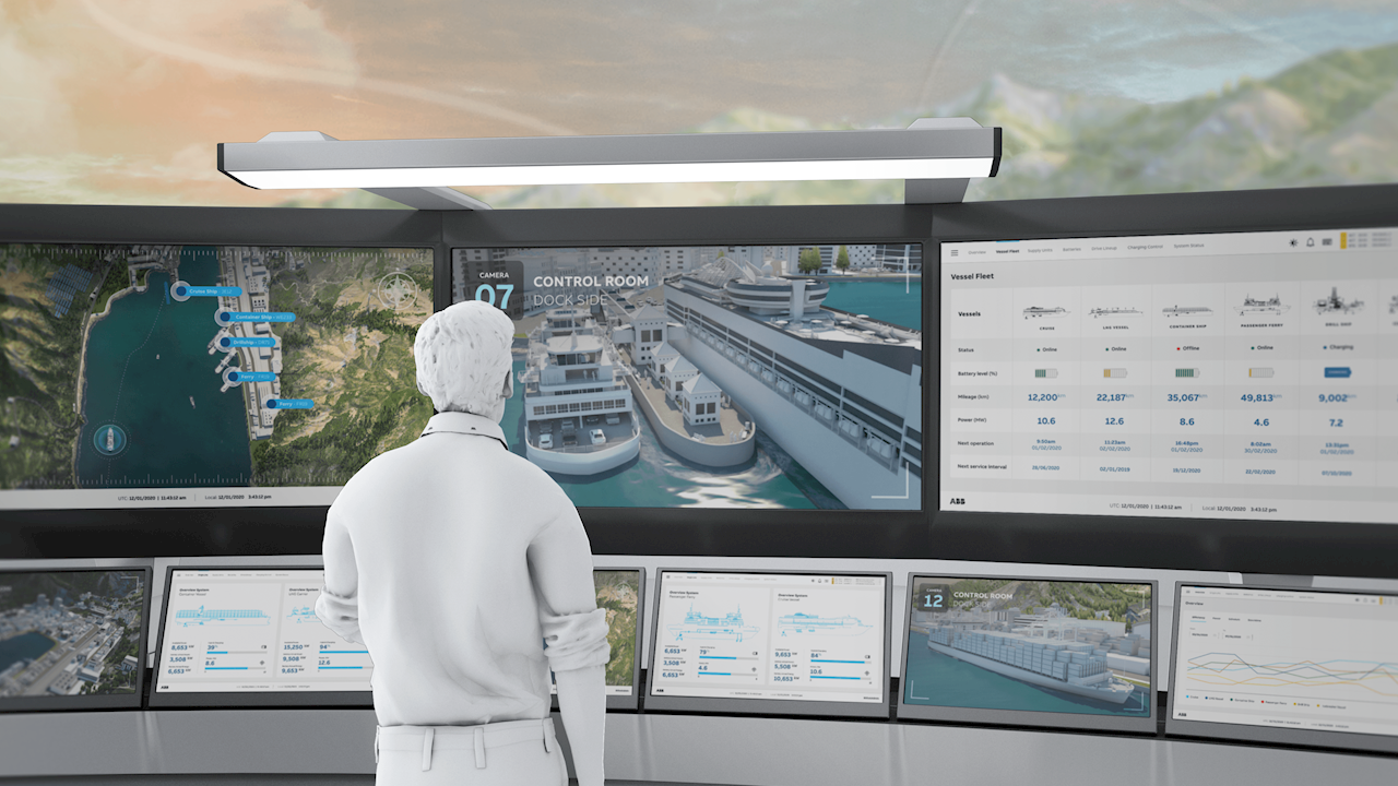 ABB launches maritime cybersecurity centre