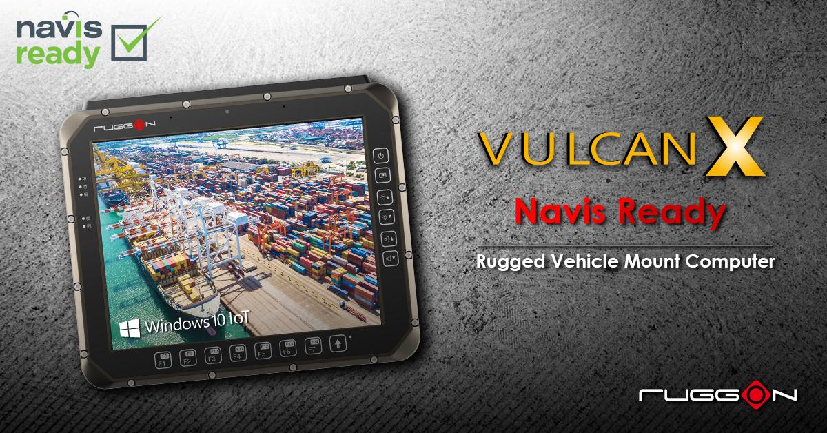 Navis ready Vulcan X