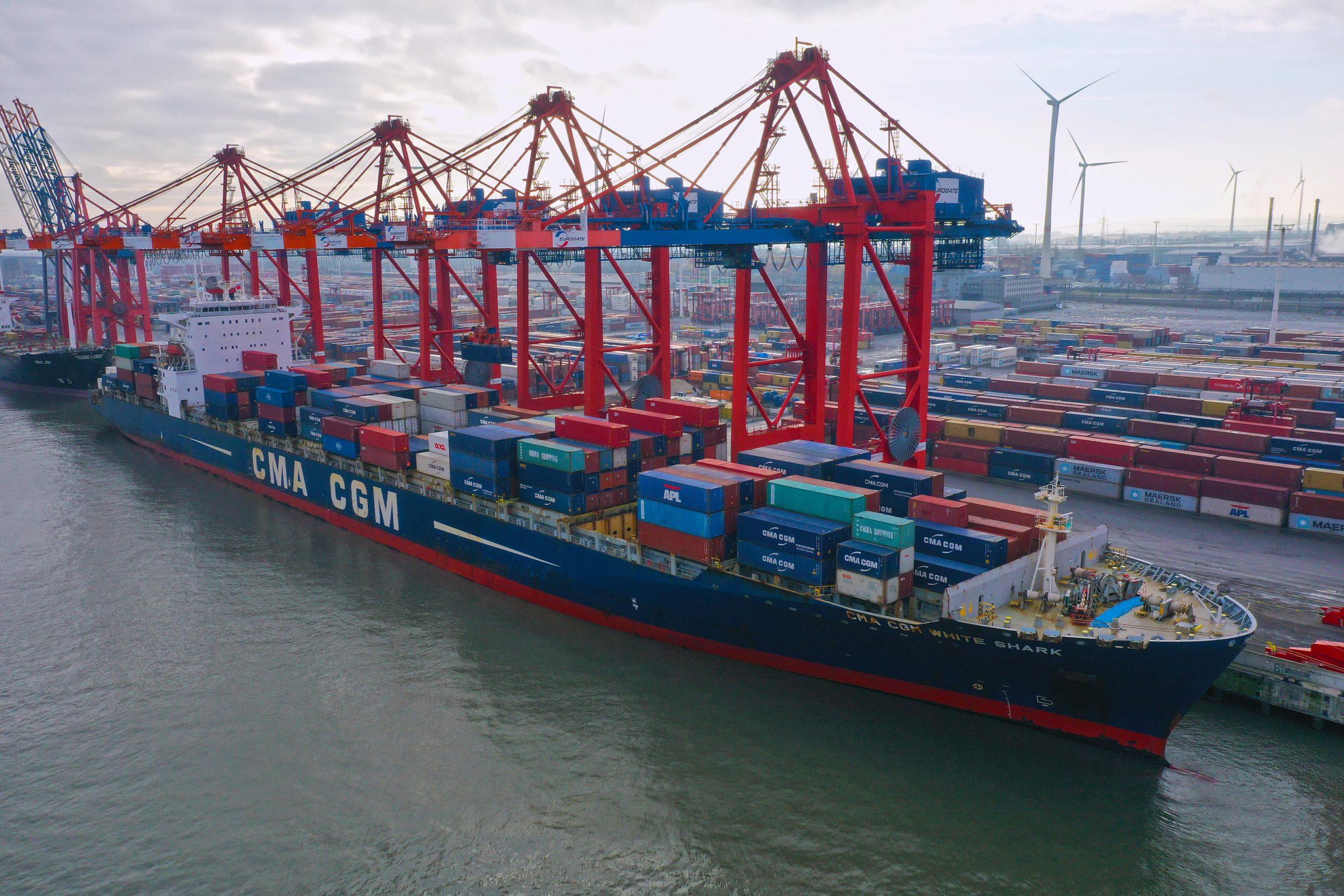 CMA CGM service connects Port of Hamburg to Turkish ports