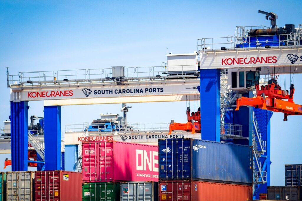 South Carolina Ports posts strongest December on record
