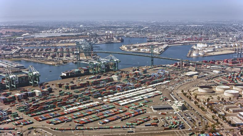 Port of Los Angeles handles 9.2 million TEU