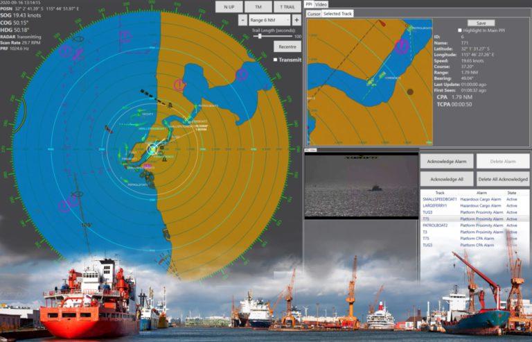 Cambridge Pixel unveils new maritime radar tool
