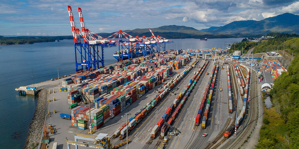 Port of Prince Rupert receives government money for expansion