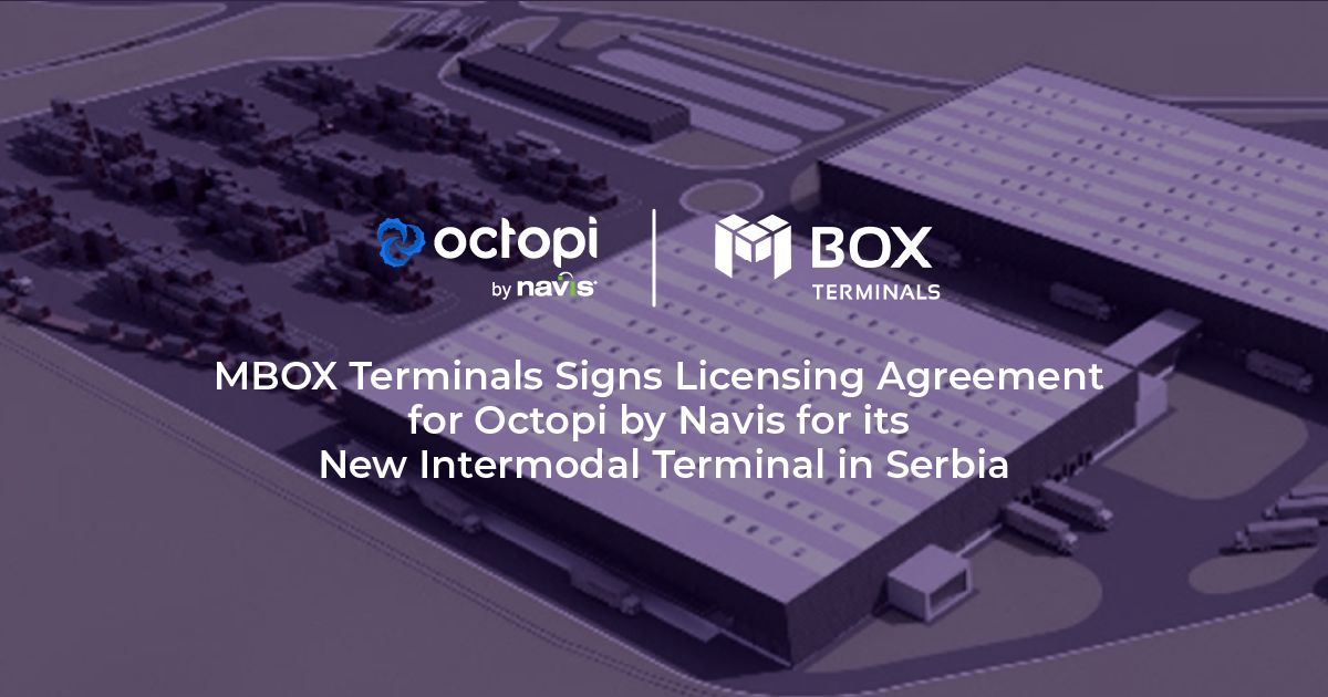 Serbian terminal chooses Octopi by Navis