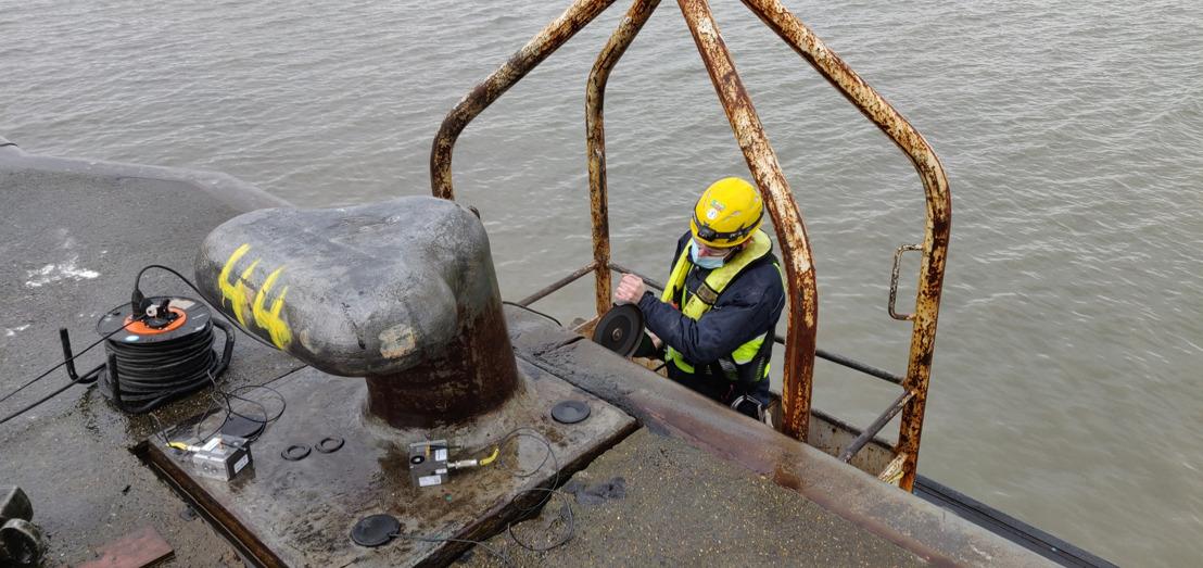 Port of Antwerp to launch smart bollard project