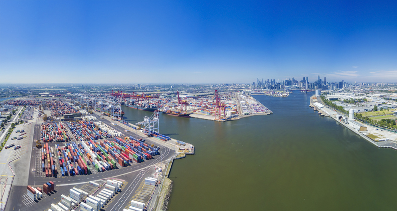 Port of Melbourne and Qube sign deal for empty container space