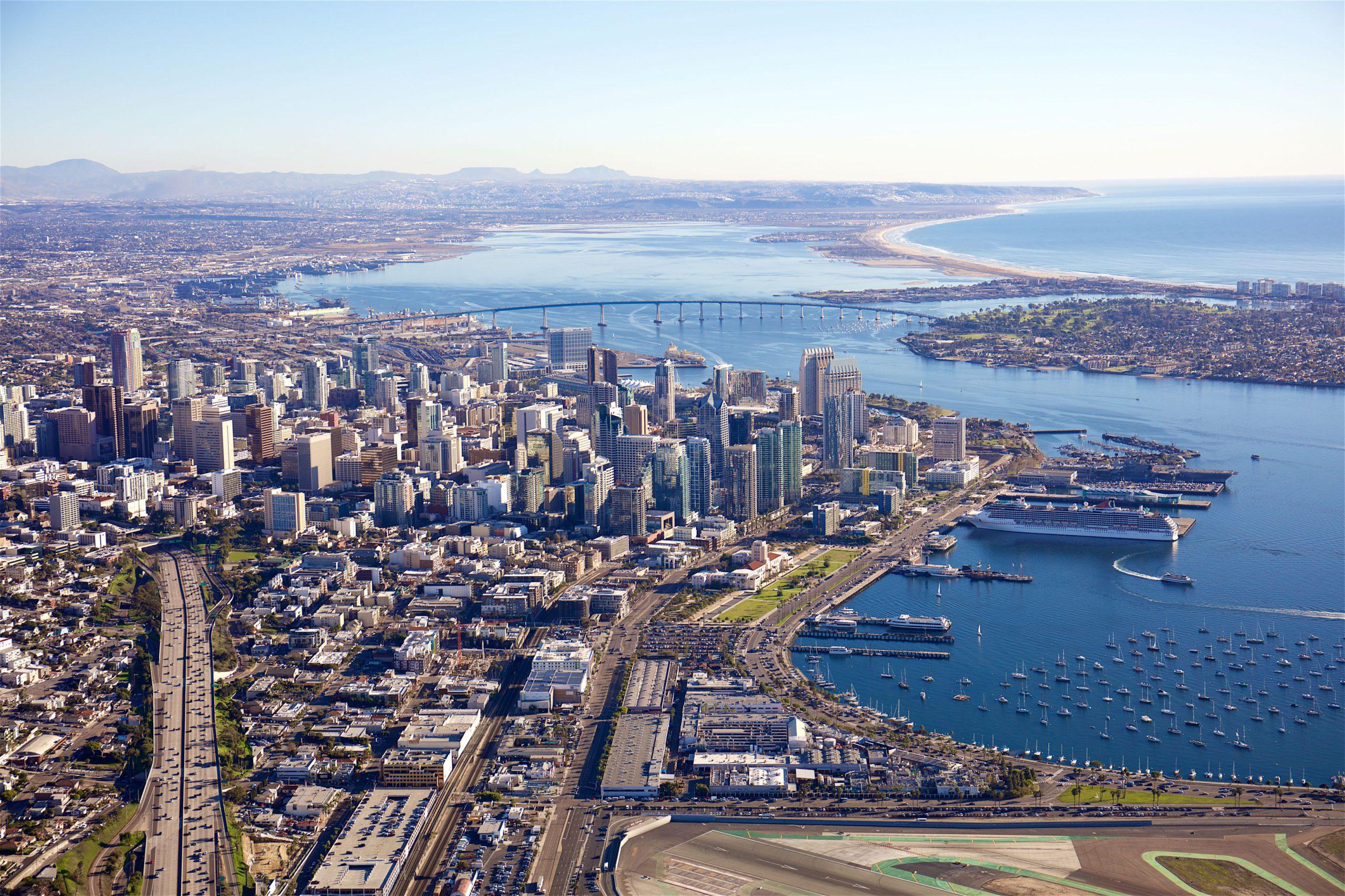 Port of San Diego to support near zero emission tech