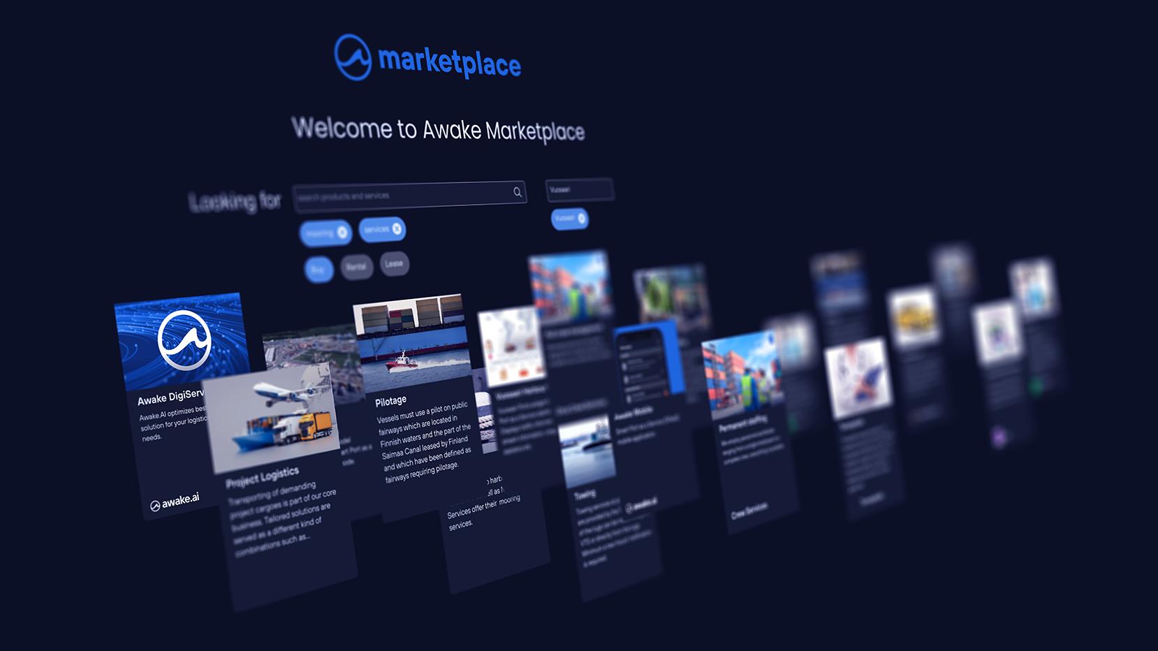 Awake.AI Marketplace