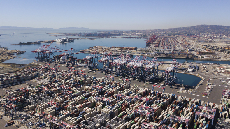 Mixed messages on US port congestion