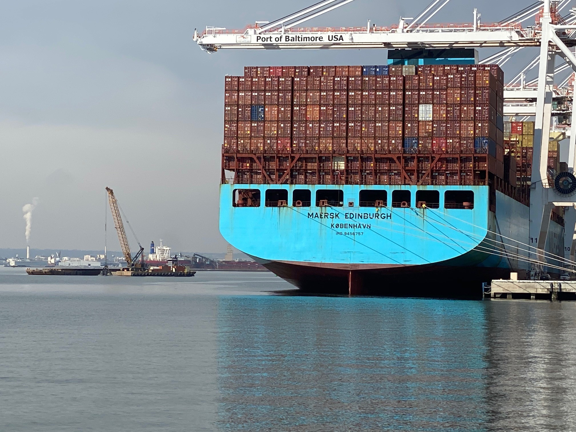 E-commerce drives the Port of Baltimore to operational records