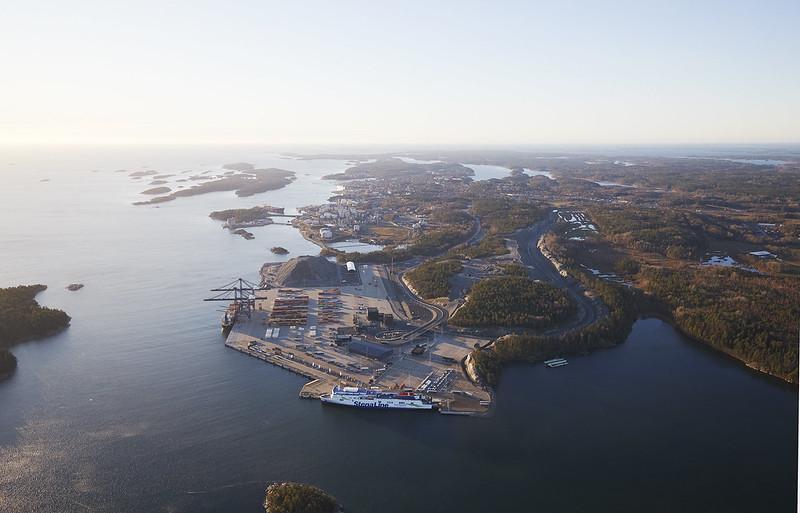 European ports apply to EU