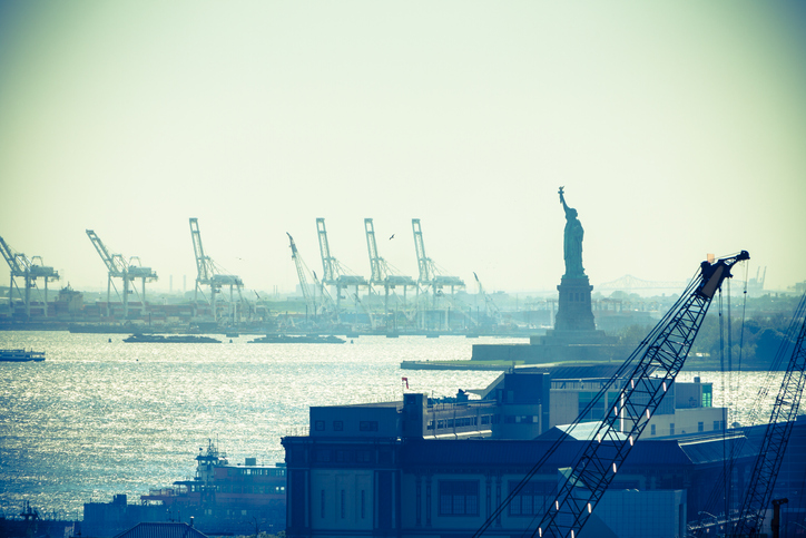 Port of New York-New Jersey shows resilience in face of pandemic