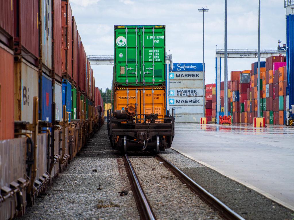 SC Ports posts record inland rail productivity