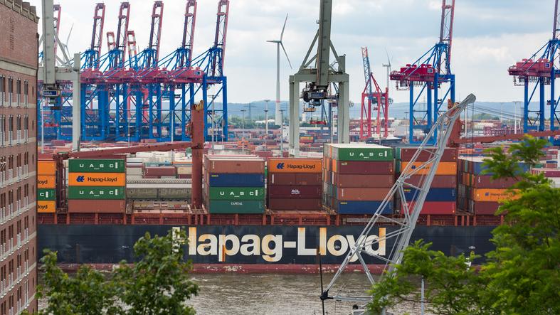 Hapag-Lloyd's earnings increase in 2020