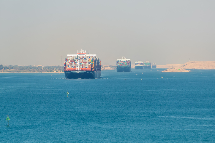 Suez Canal blockade could cause European port congestion crisis