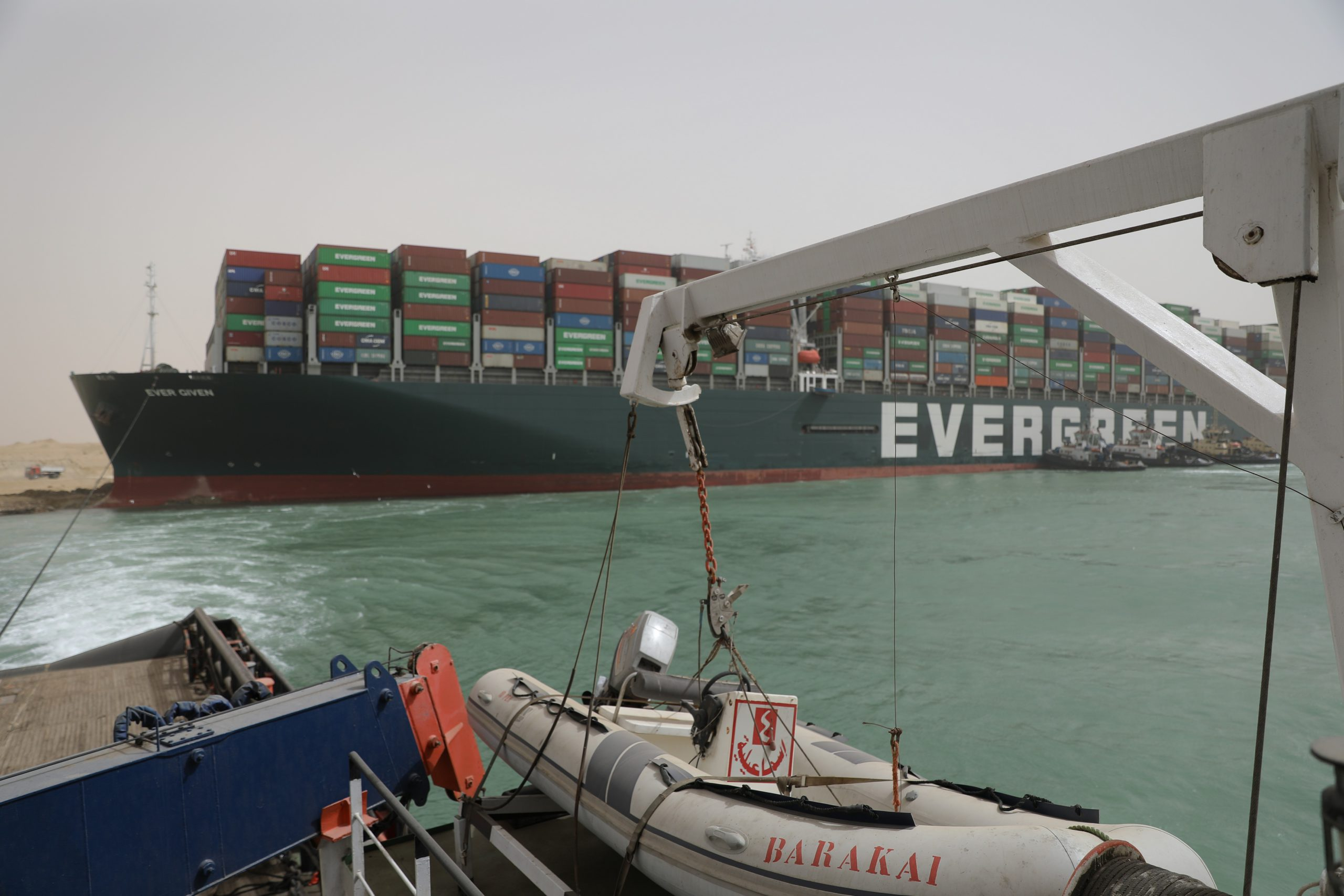 Calls for scheduling changes as vessels turn their back on Suez Canal