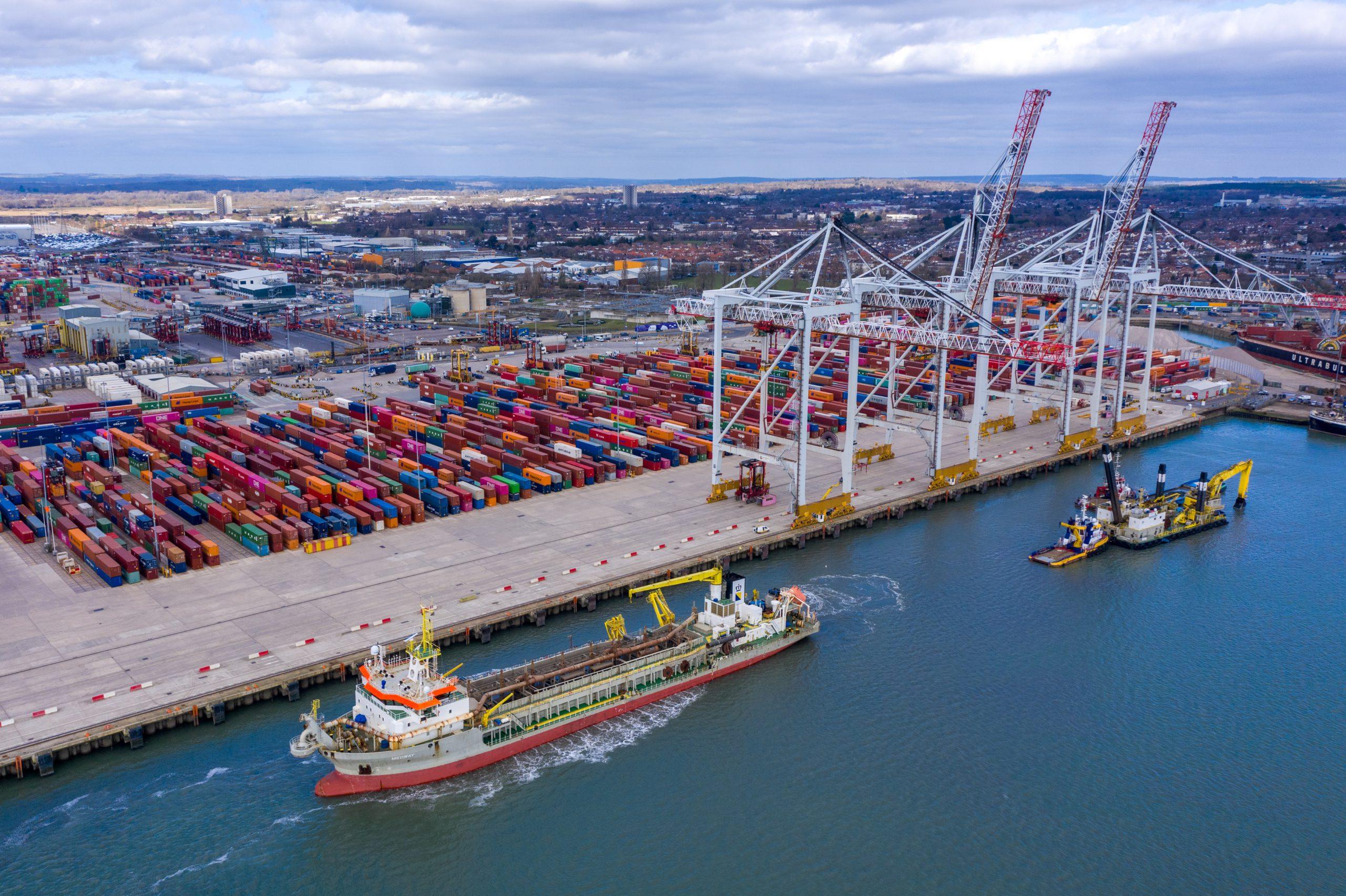 DPW Southampton March 2021
