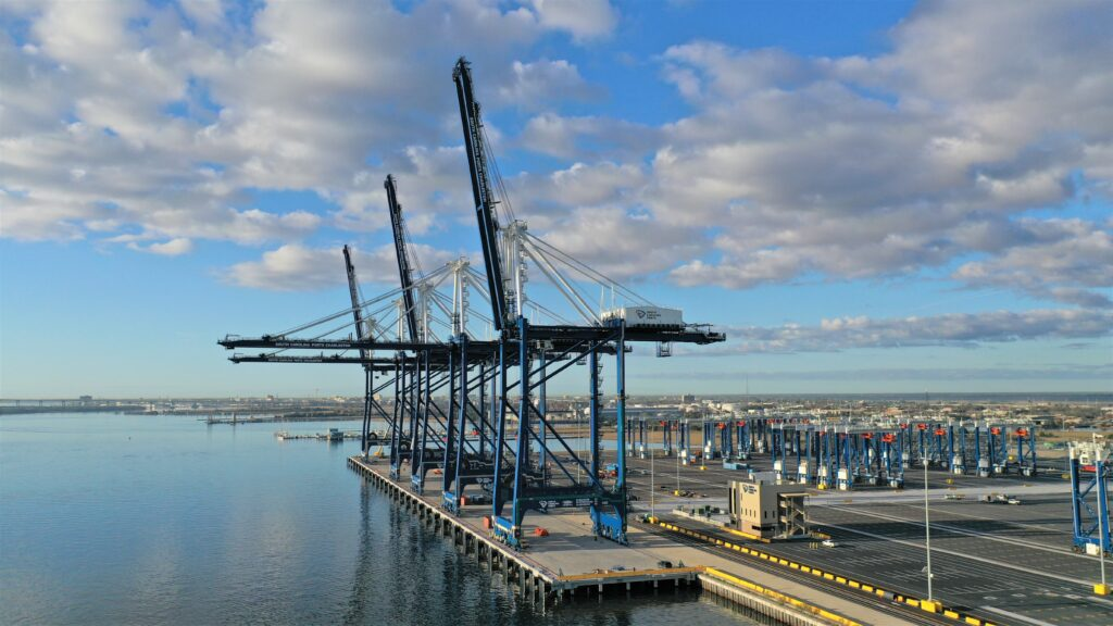SC Ports breaks traffic record