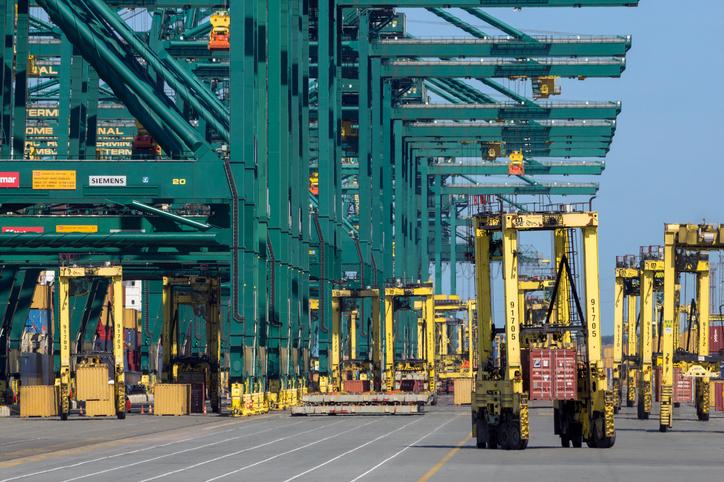 Port of Antwerp braces for post-Suez surge