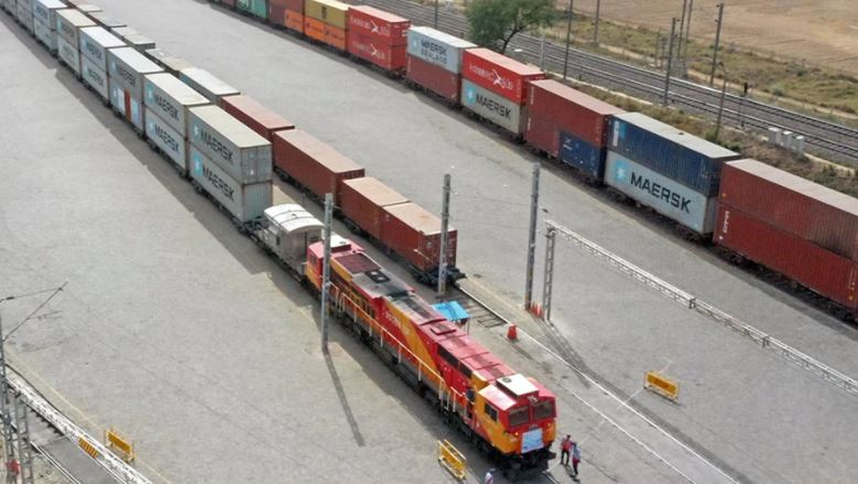 Maersk launches new India rail service