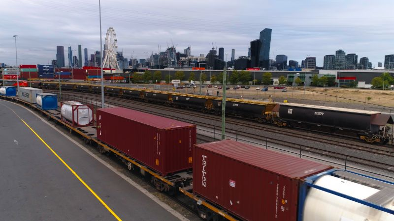 Port of Melbourne welcomes intermodal plan