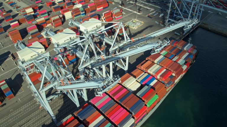 Ports on East and West coasts continue to break volume records