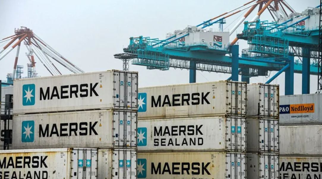Maersk expands rail presence at Port of Felixstowe