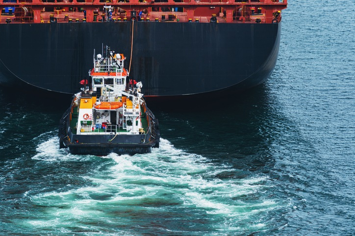 USCG tows vessel to Port of Oakland after fire