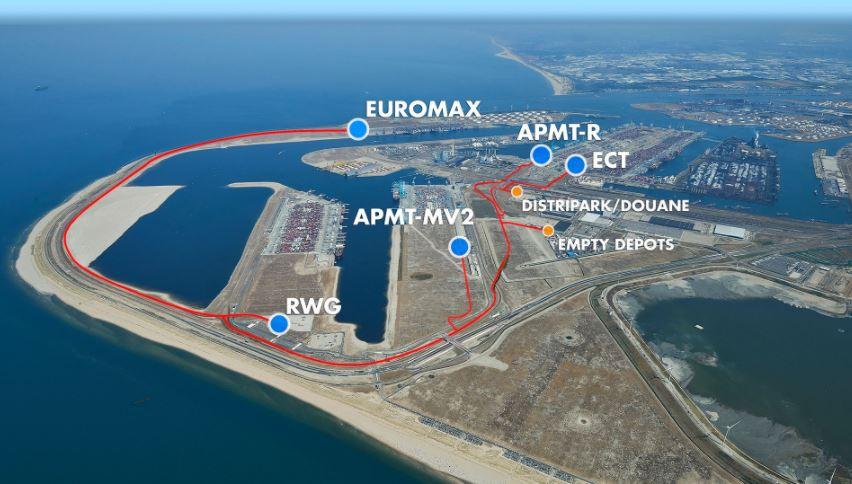 Port of Rotterdam suspends CER tender