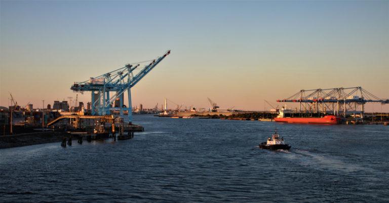 Mobile Ship Channel begins Alabama upgrade