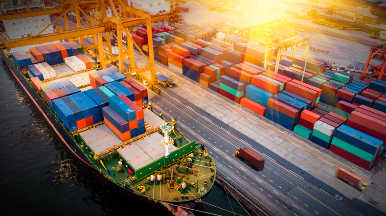 Aden Container Terminal implements Zodiac