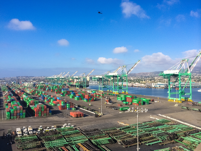 Port of Los Angeles' budget increases by 42.5%