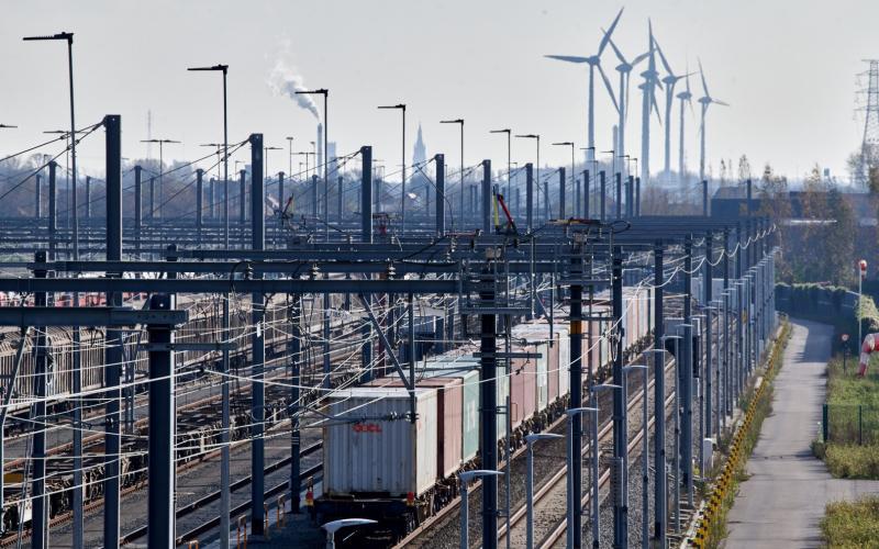 Port of Zeebrugge to strengthen intermodal offering