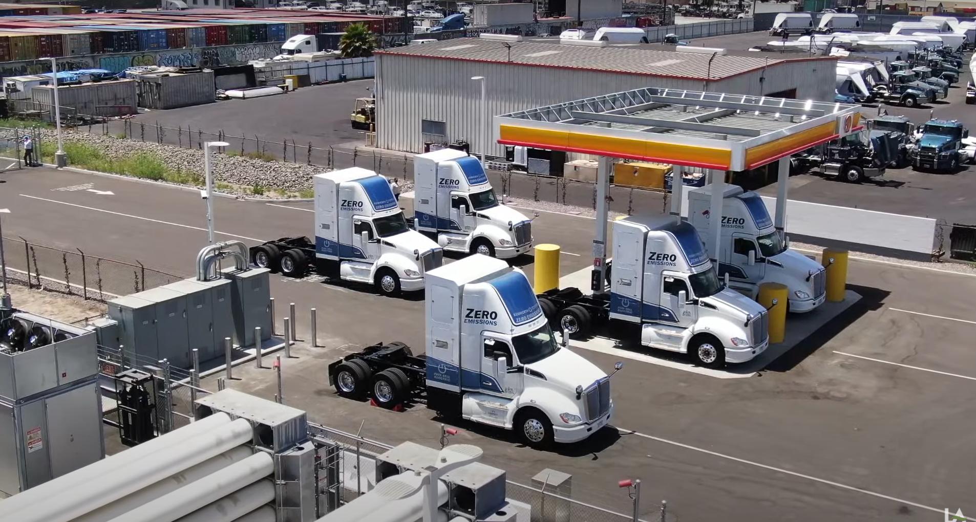 LA Trucks