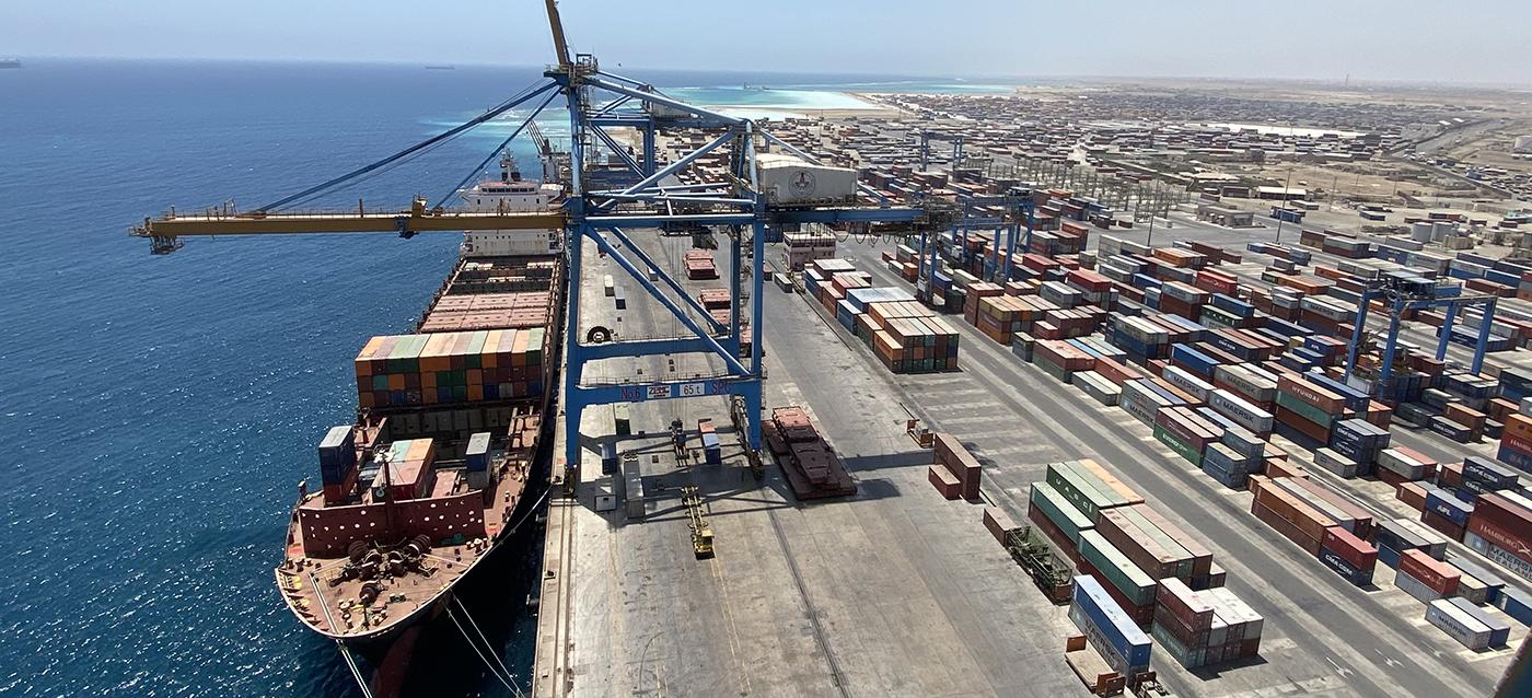 Port of Sudan
