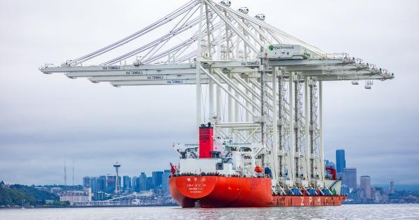 NWSA receives new cranes as part of upgrade