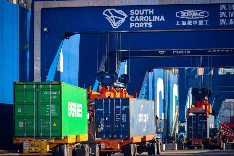 Major wine and spirits company to build $423 million facility near Port of Charleston