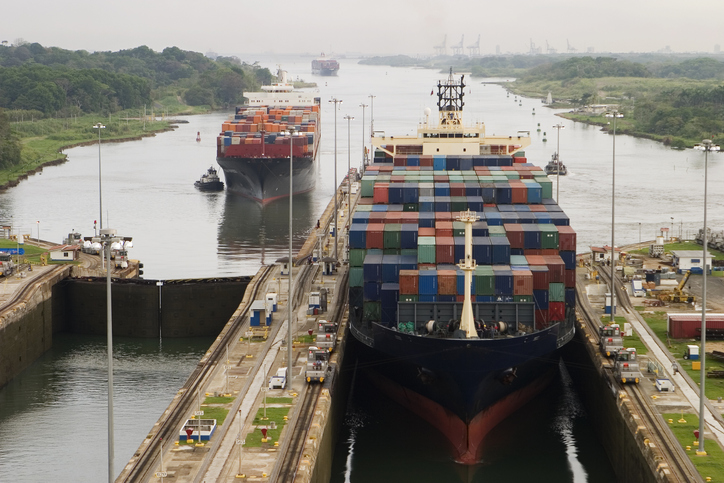 Panama Canal Authority increases allowed size limit for transiting vessels