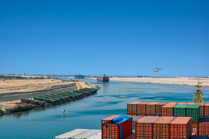 Parties strike deal in Suez Canal obstruction dispute