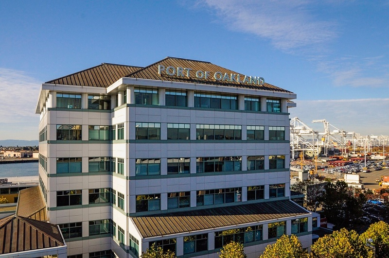 Oakland Port_Headquarters