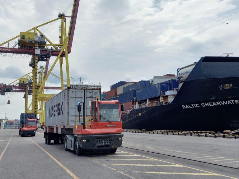Global Ports unveils new equipment fleet