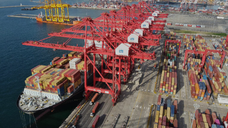 CMPort predicts profit increase of 170%