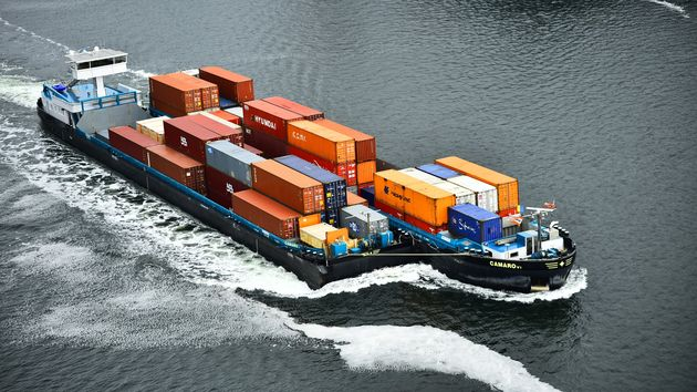 Port of Rotterdam Authority welcomes inland shipping plan