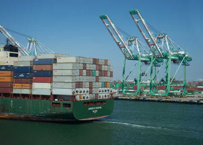Port of Los Angeles launches new tool to improve visibility