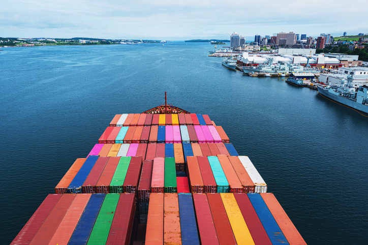 DCSA launches interface to improve JIT shipping