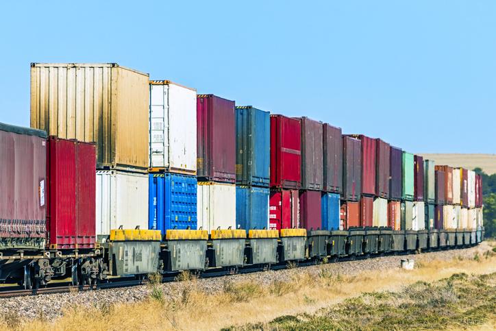German freight hub joins BRI
