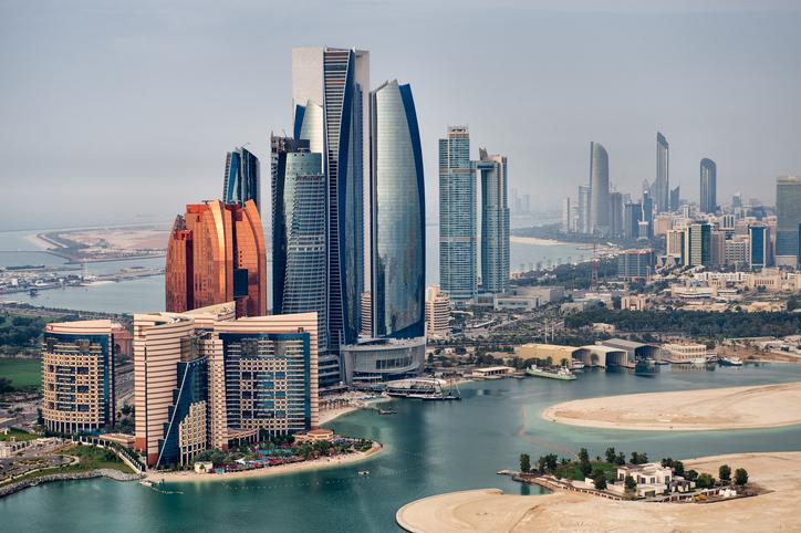 Abu Dhabi Port completed economic zone