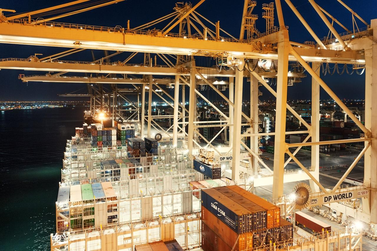 DP World says market is strong as India drives growth